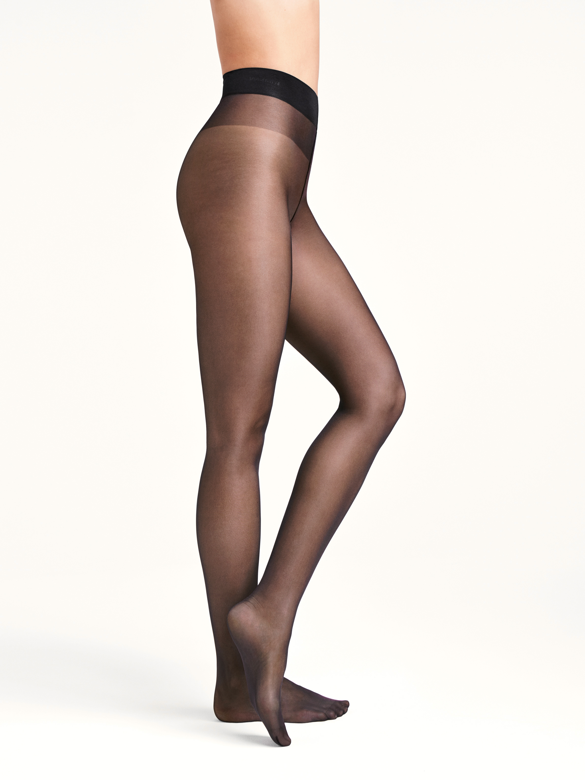 Wolford Satin Touch 20 Tights, black, xx-large