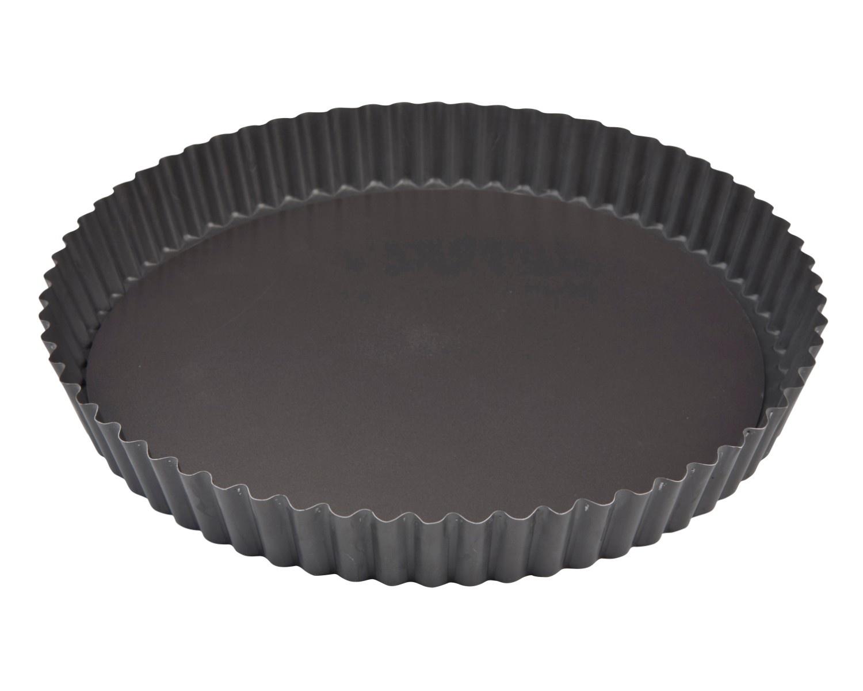 Patisse Profi tærteform, Ø28 cm, antracitgrå