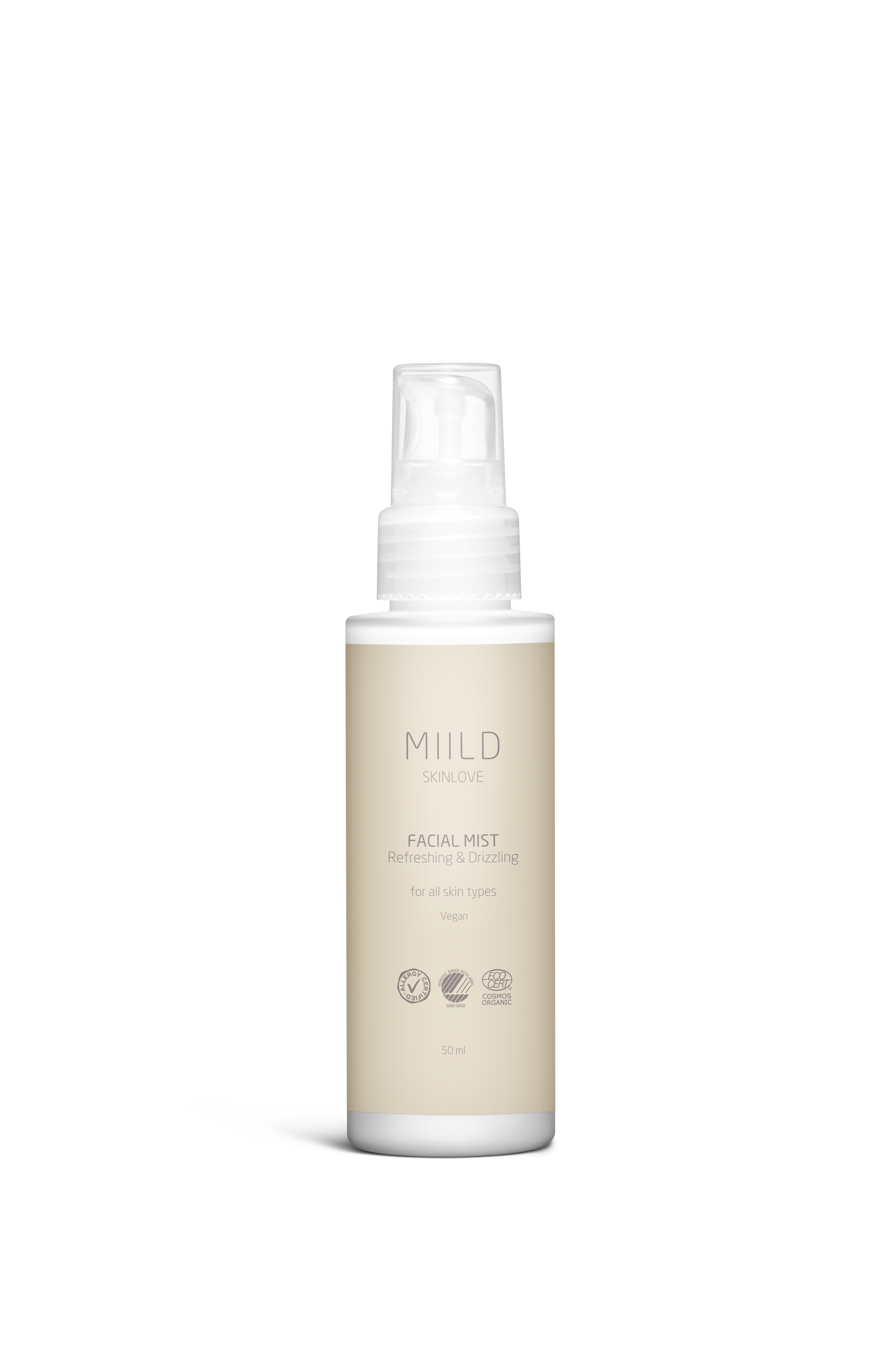 Miild Facial Mist, 50 ml