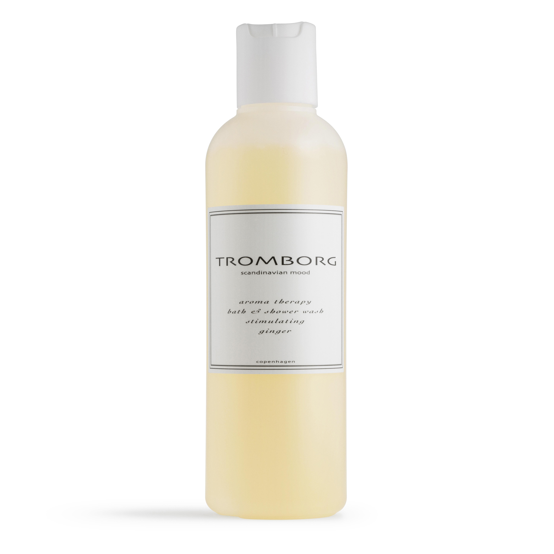 Tromborg Aroma Therapy Bath & Shower Wash, ginger, 200 ml