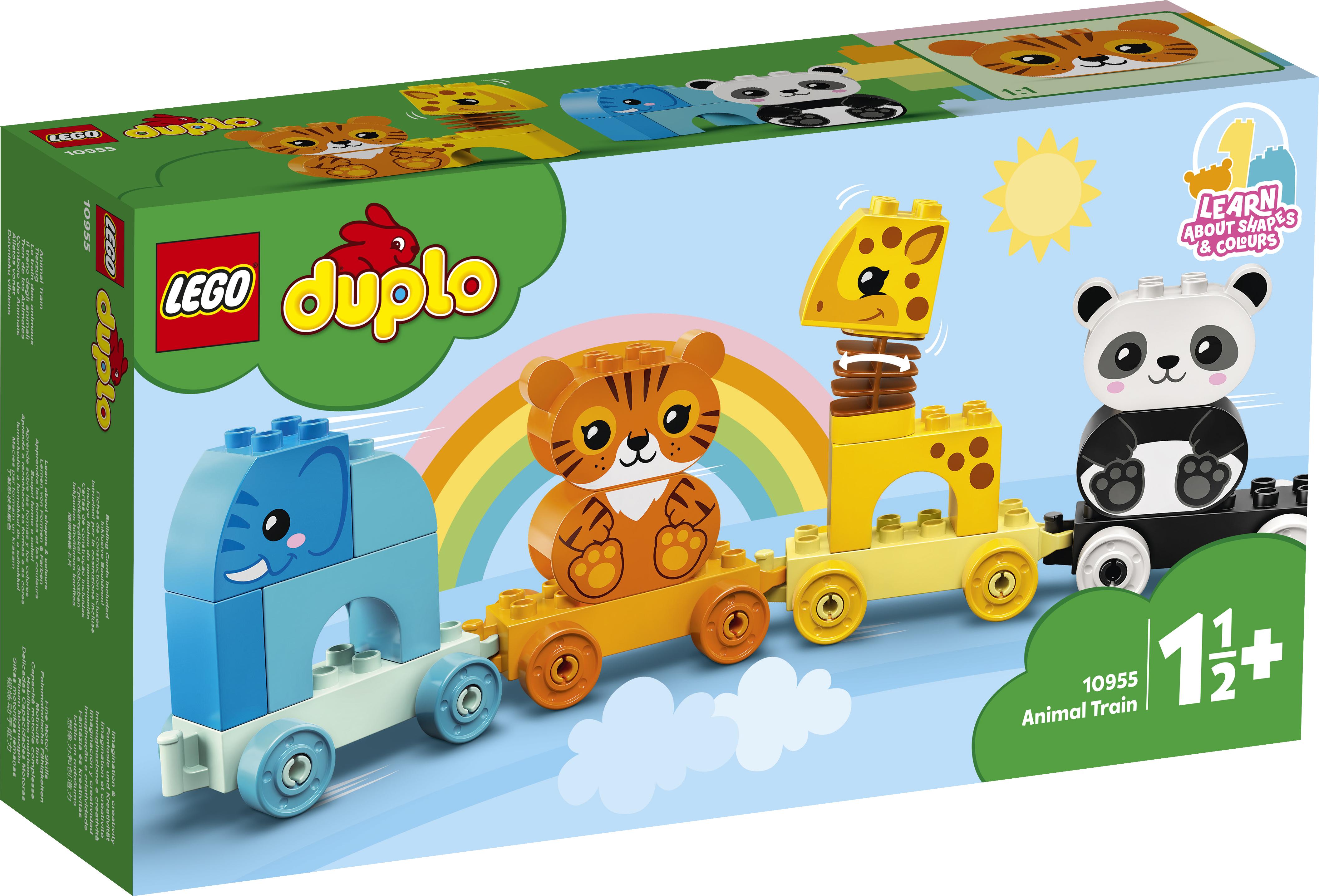 LEGO DUPLO Dyretog - 10955