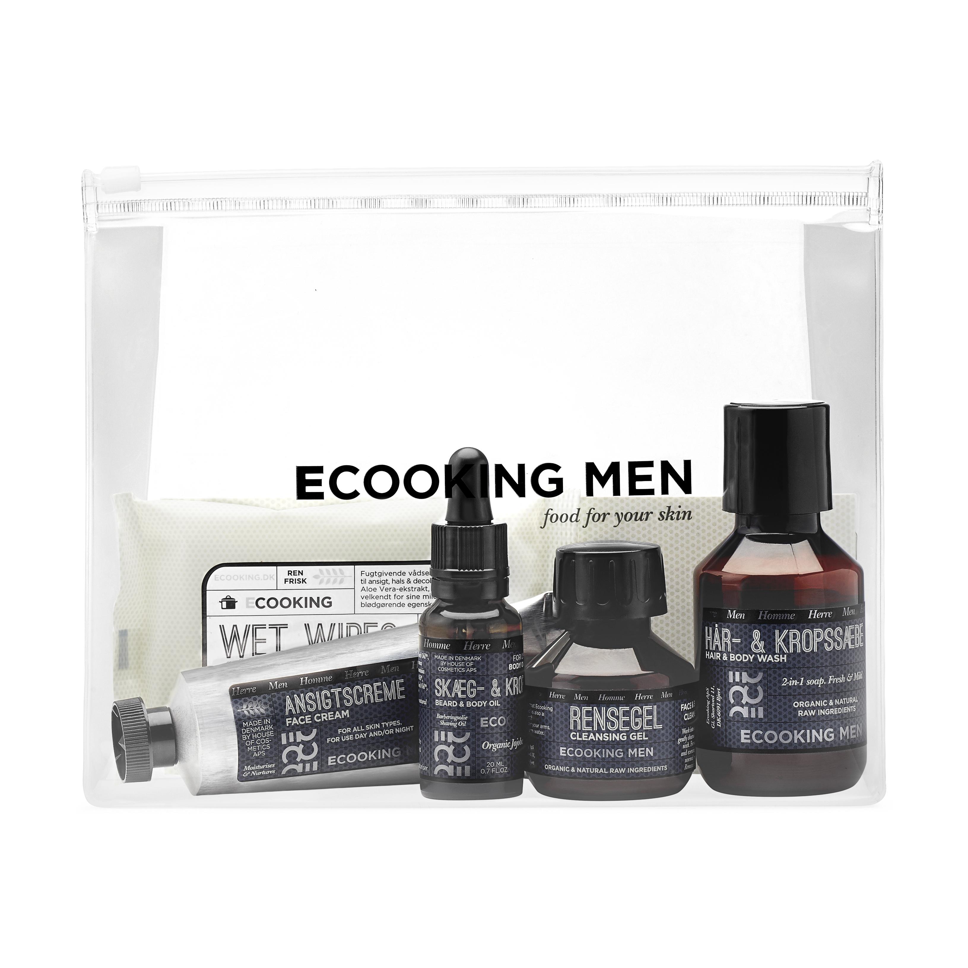 Ecooking Men Startersæt