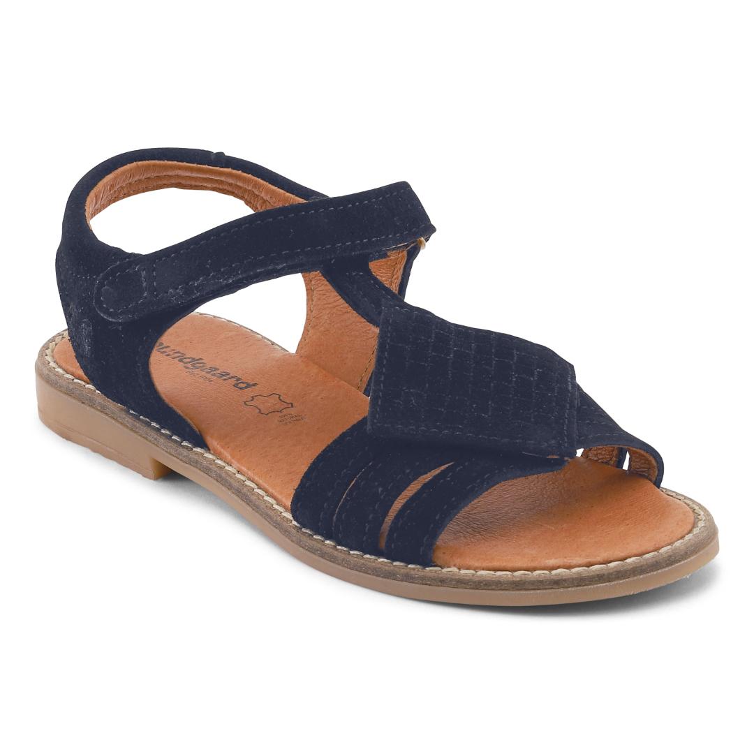 Bundgaard Lima sandal, navy, 33