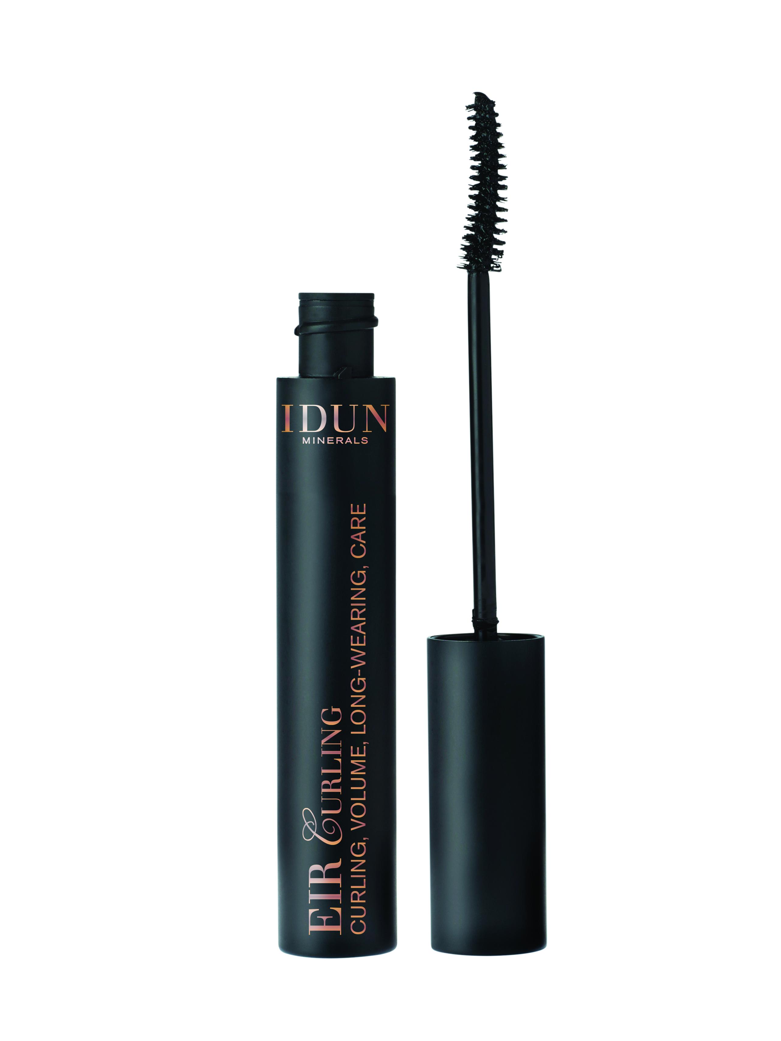 IDUN Minerals Eir Curling Mascara, black