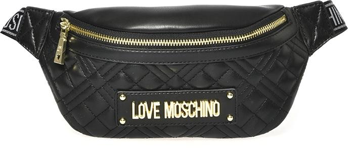 Love Moschino Quilted bæltetaske
