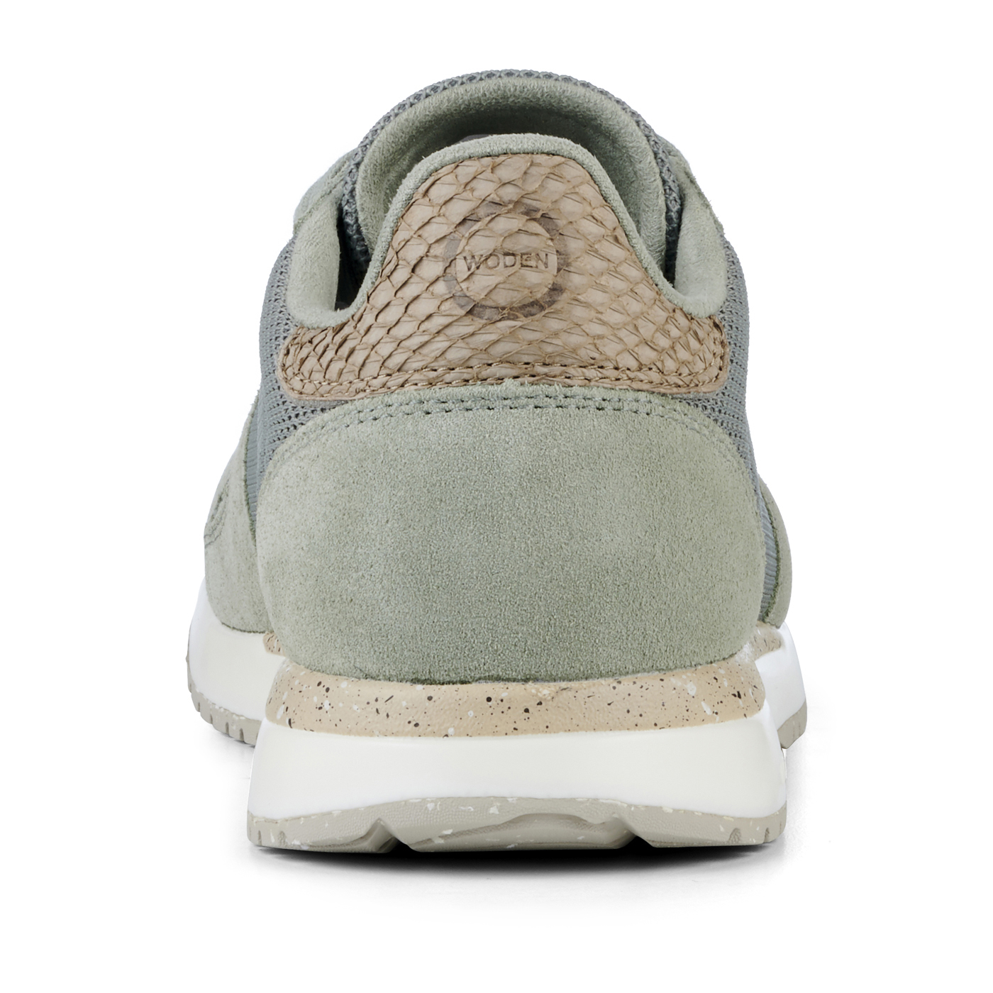 Woden WL132 sneakers, Seagrass, 38