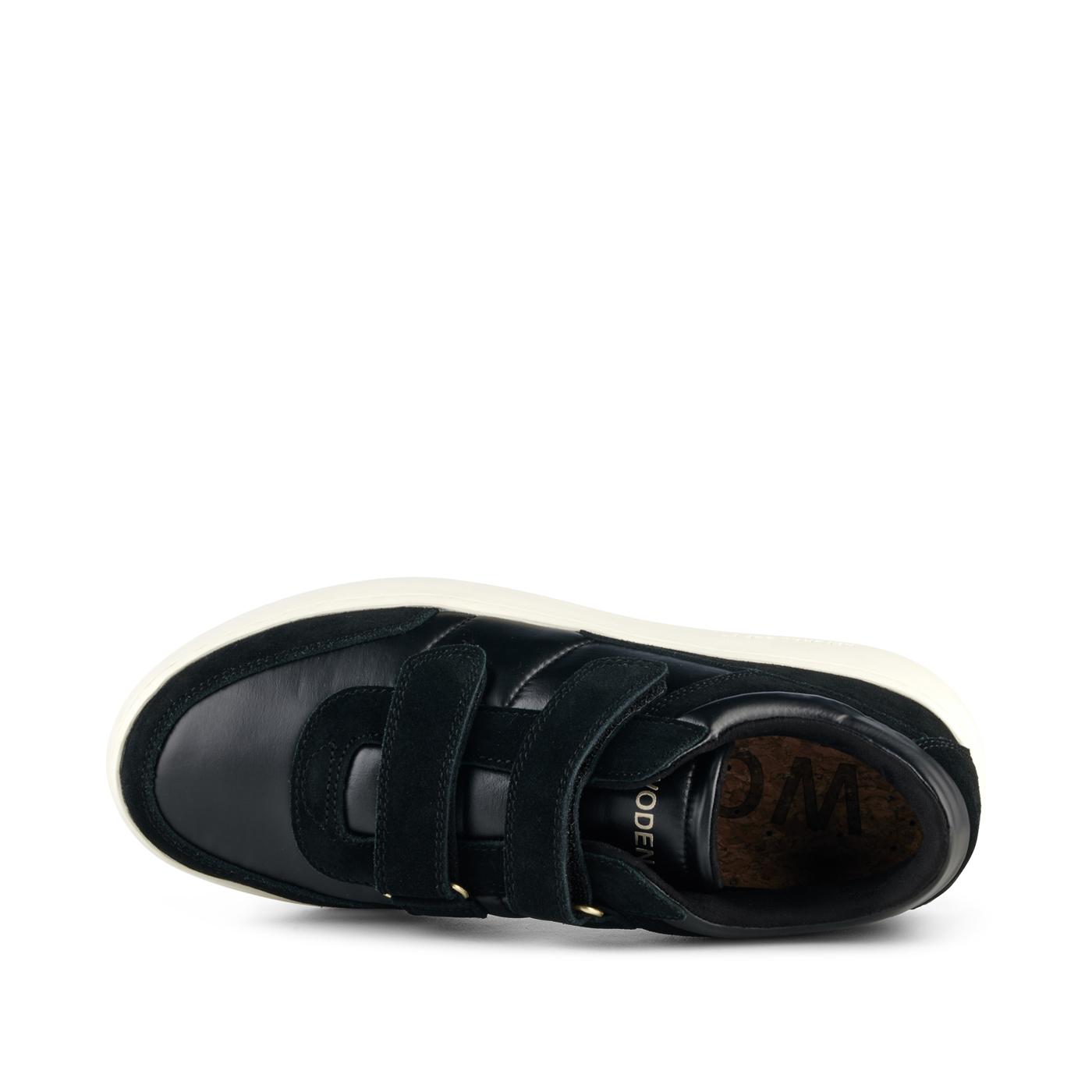 Woden Sneakers, Sort, 36