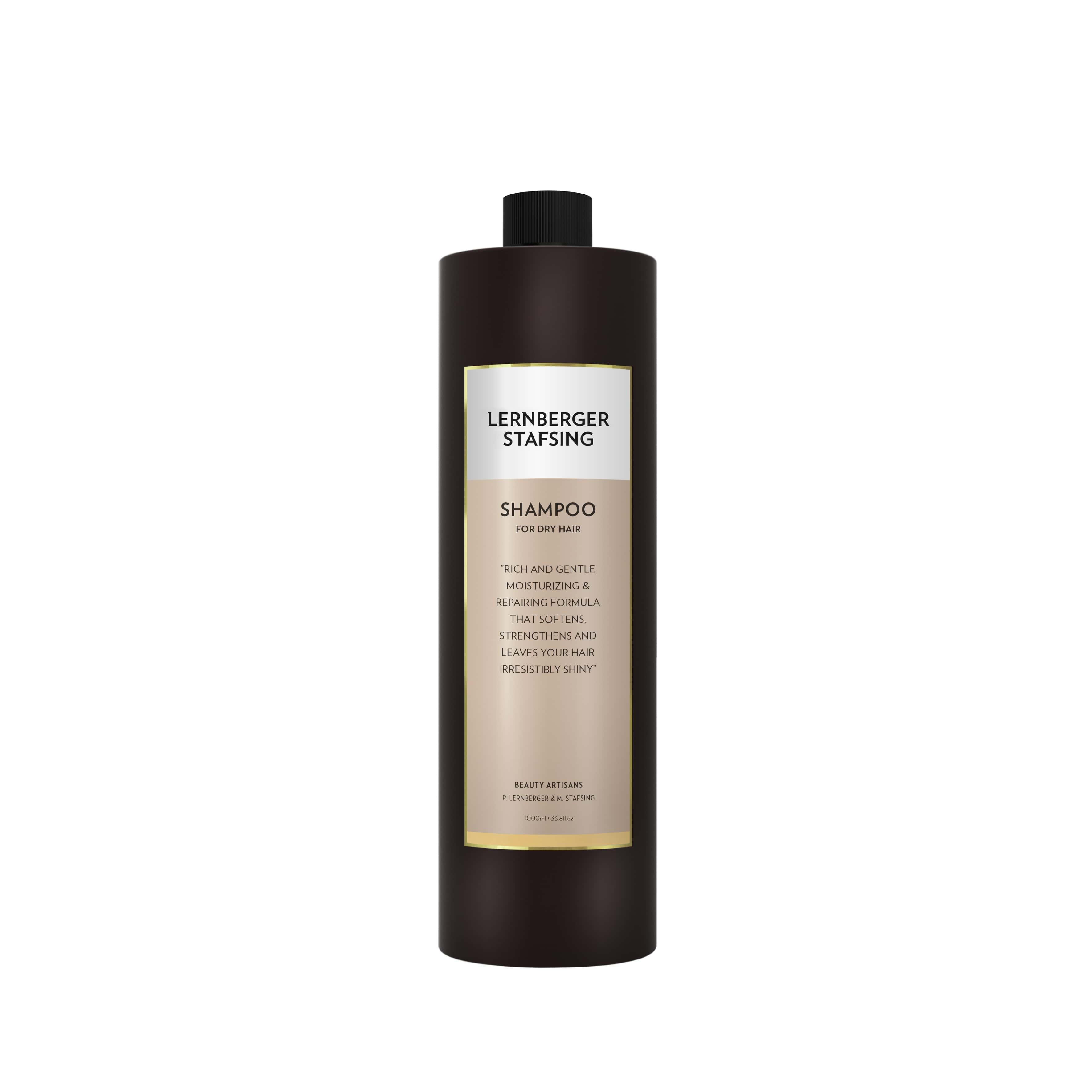 Lernberger Stafsing For Dry Hair Shampoo, 1000 ml