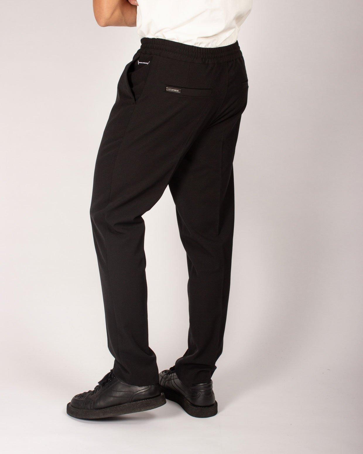 ISNURH Hybrid Bukser, Sort, S