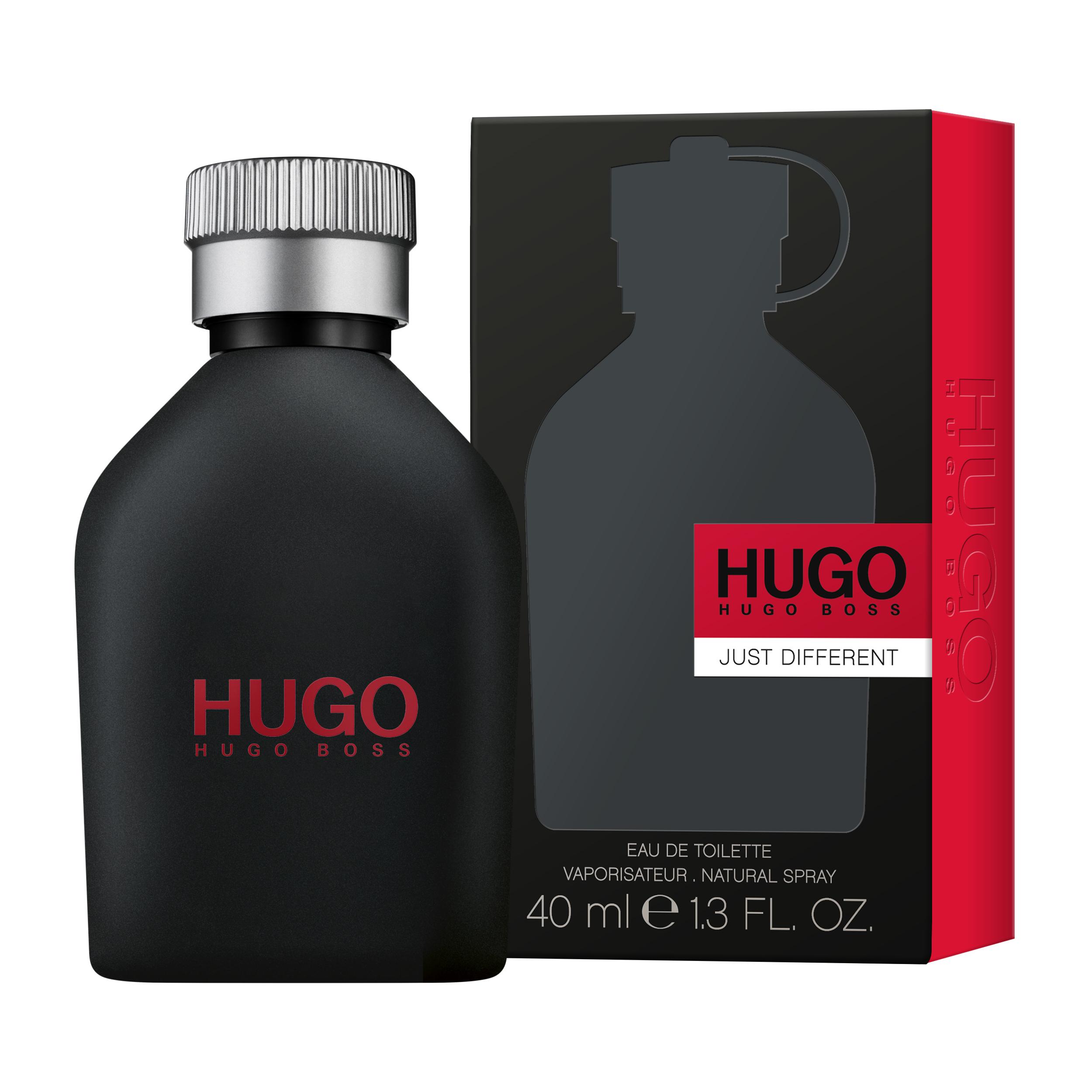 Hugo Boss HUGO Just Different EDT, 40 ml