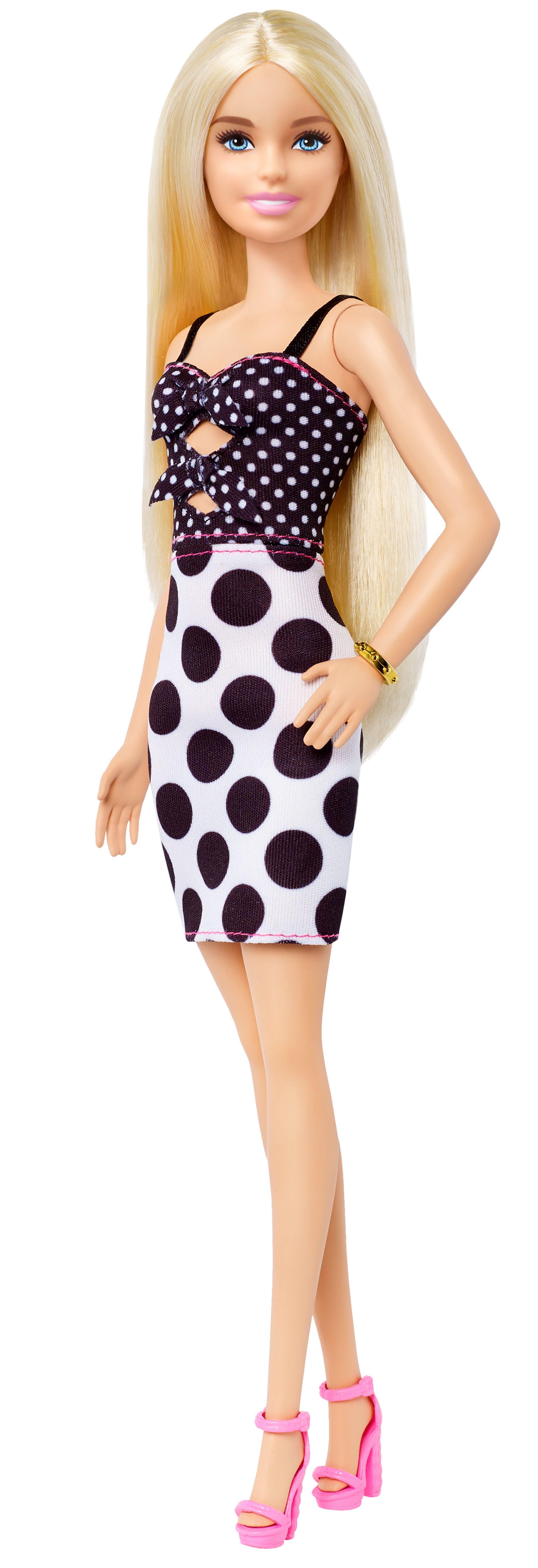 Barbie Fashionistas Dukke Nr. 134