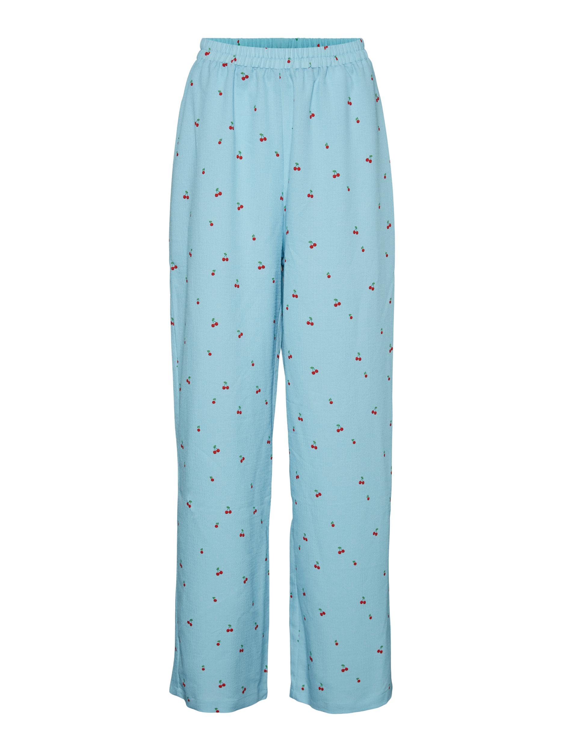 Vero Moda Lolly Fun Bukser, Cashmere Blue, S