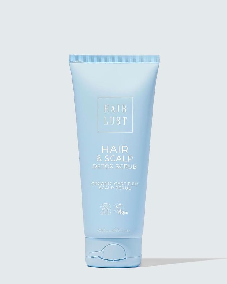 HairLust Hair & Scalp Detox Scrub