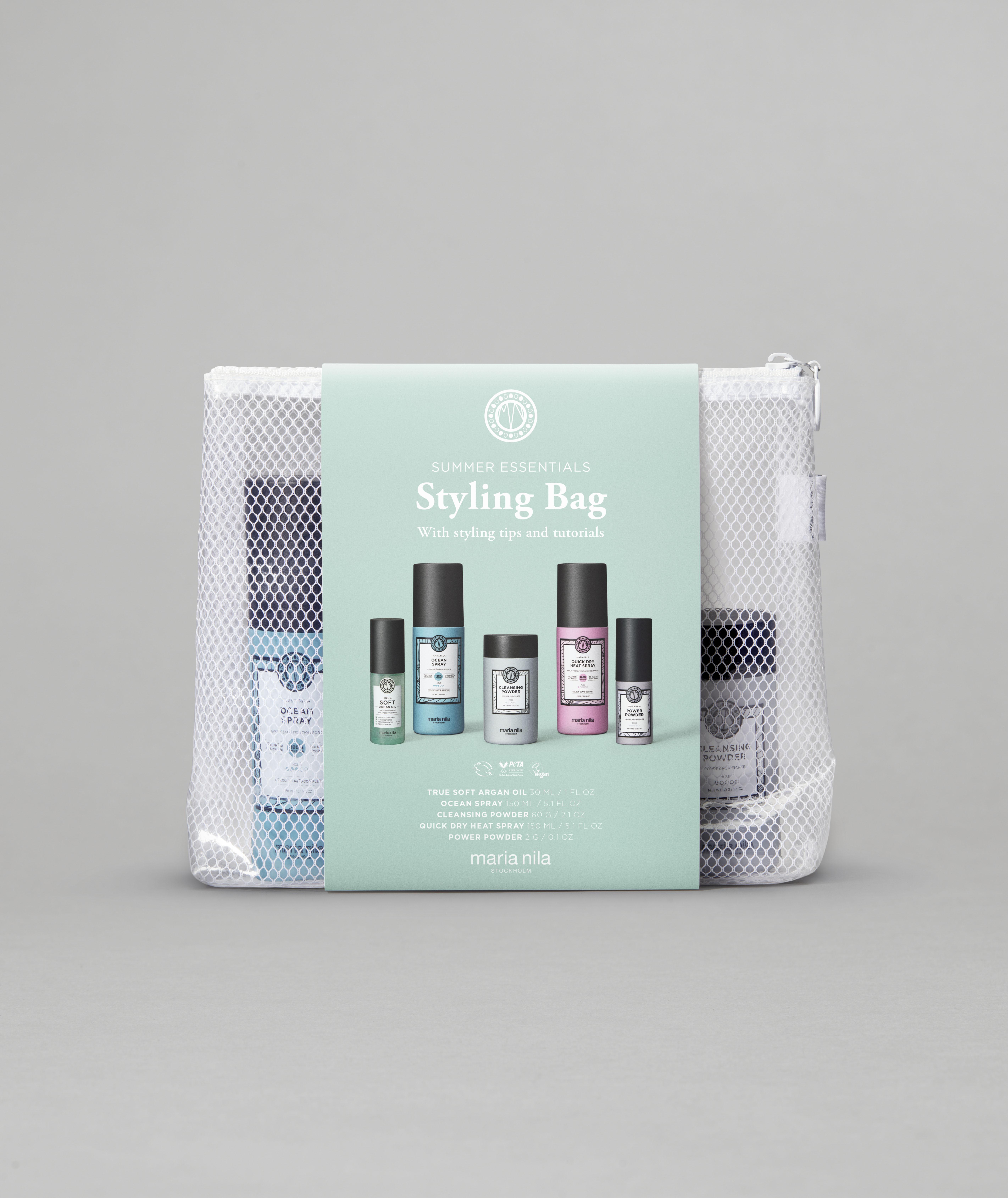Maria Nila Styling Bag
