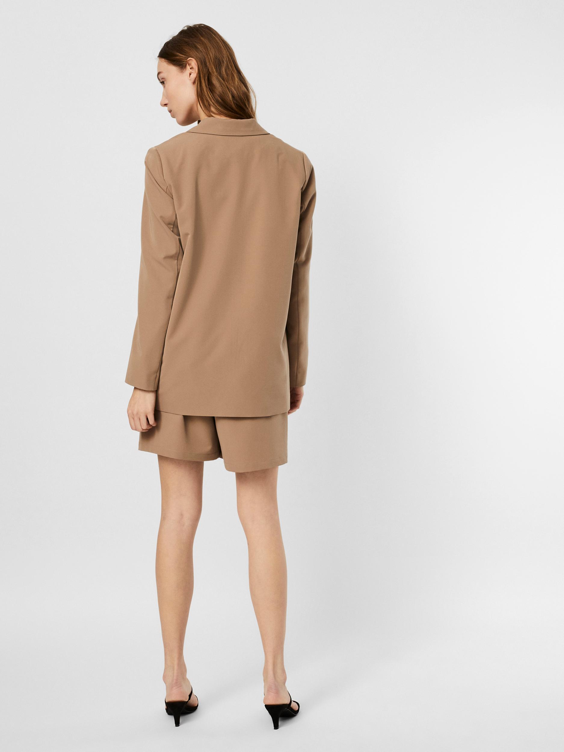 Vero Moda Zelda blazer, taupe gray, 40