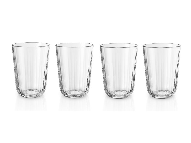 Eva Solo Facet glas, 340 ml, 4 stk