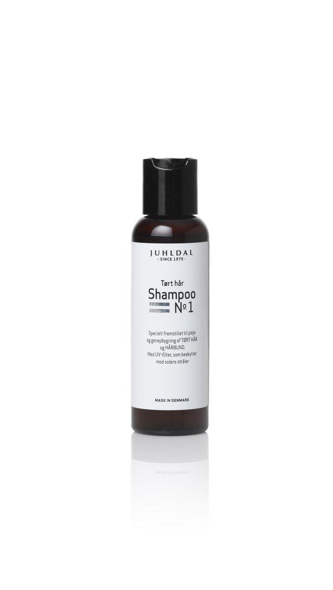 Juhldal shampoo No. 1, 100 ml
