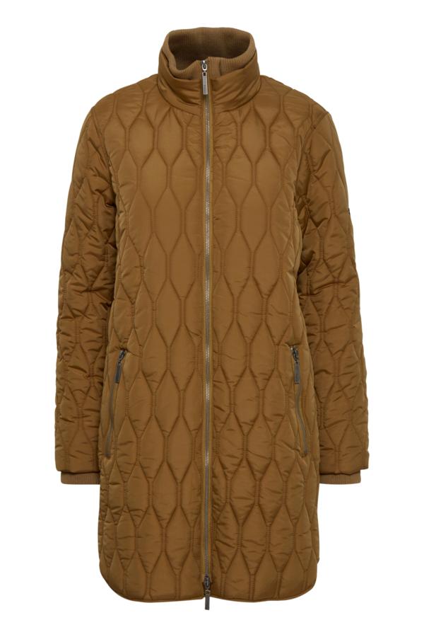 Fransa Frbaquilt jakke
