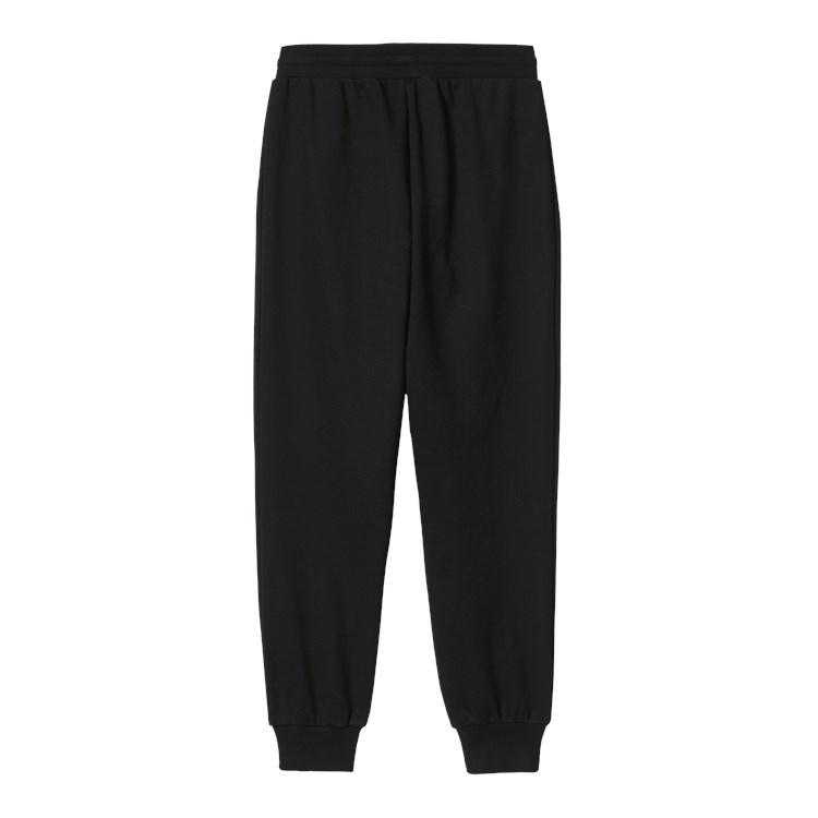 Carhartt W' Script Embroidery sweatpants, sort, M