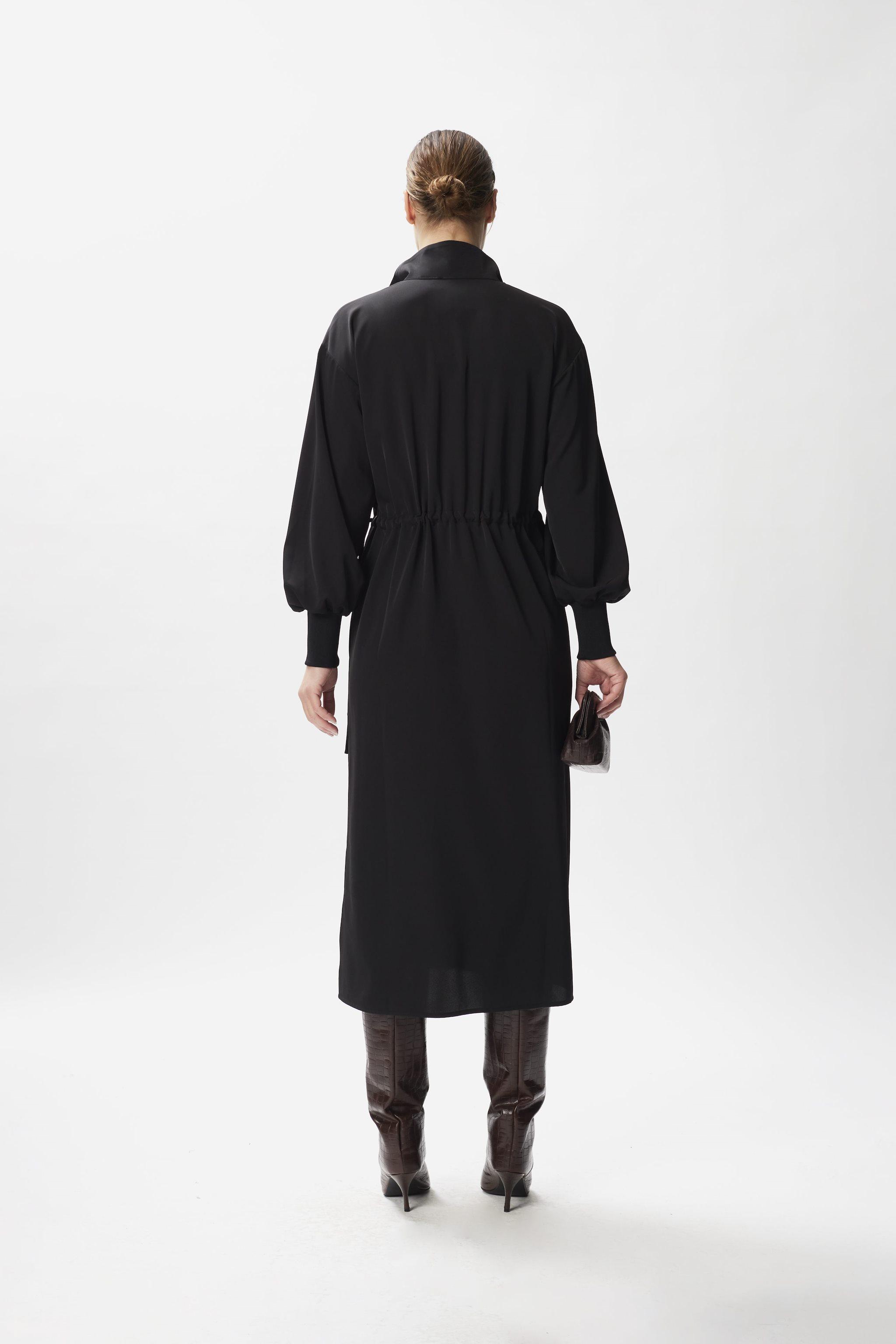 Gestuz SigridGZ kjole, Sort, 34