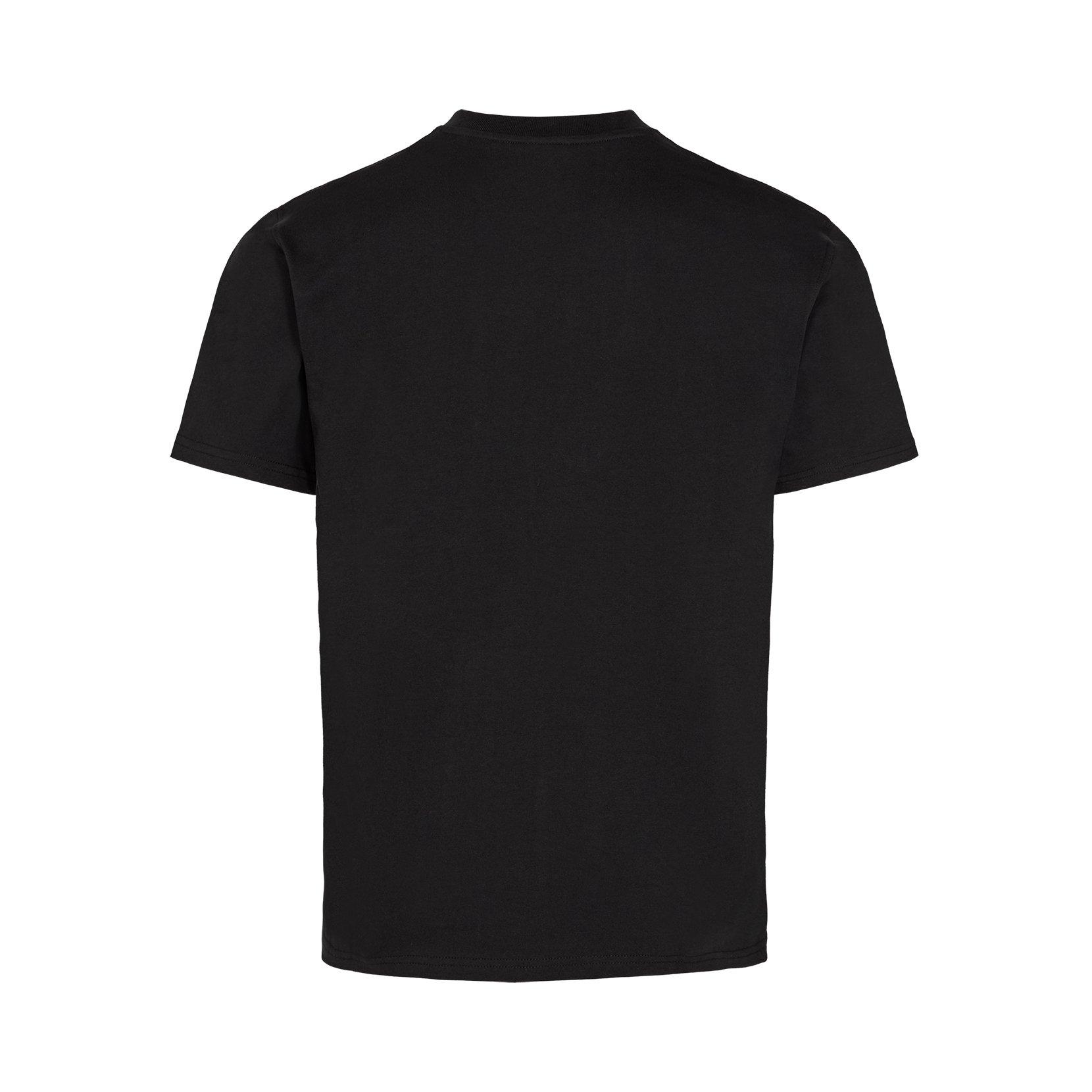 H2O Lilleø SS t-shirt, black, small