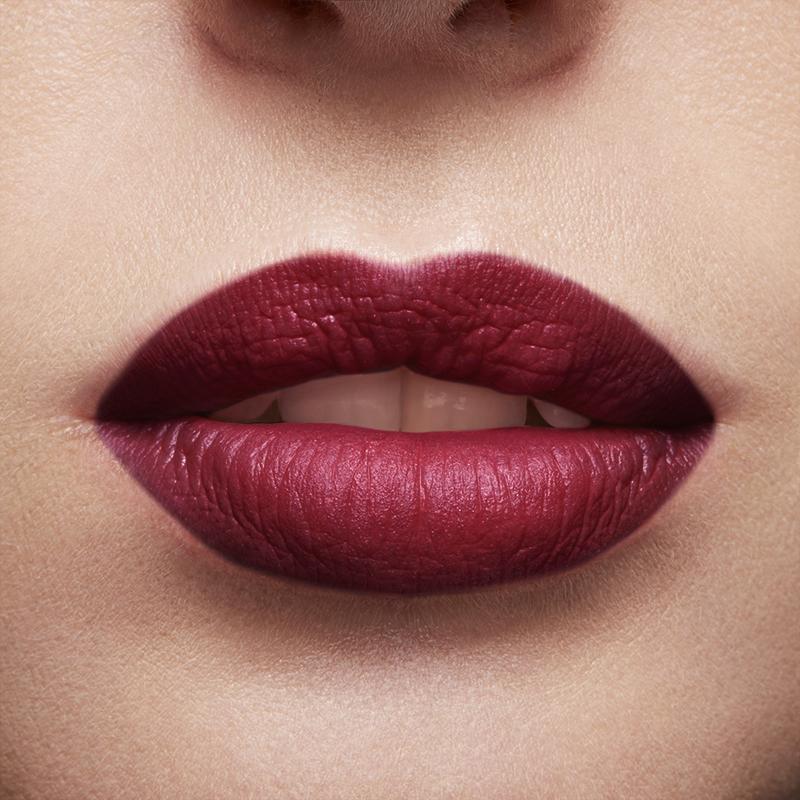Lancôme Absolu Rouge Cream Matte Lipstick, 397 berry noir