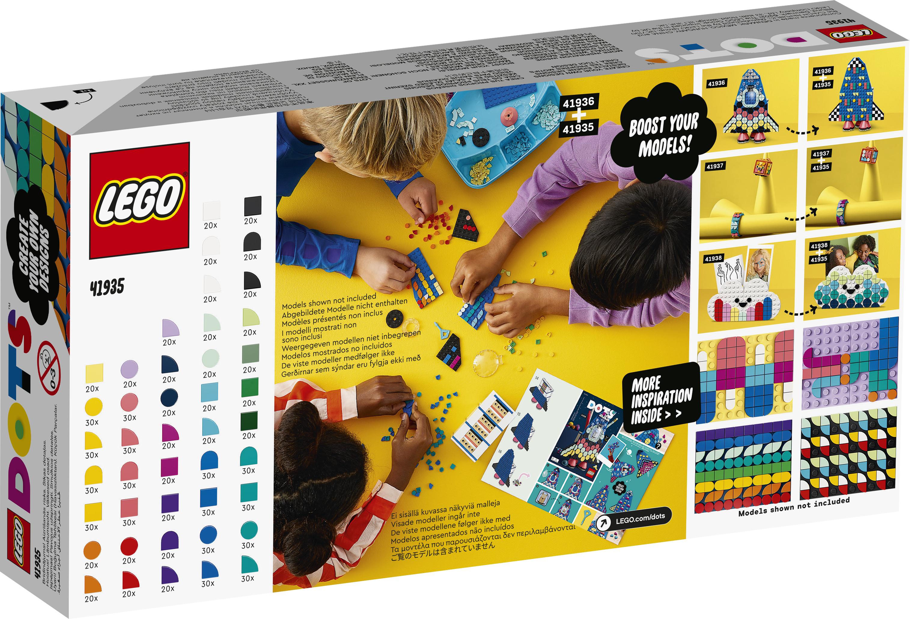 LEGO DOTS Masser af DOTS - 41935