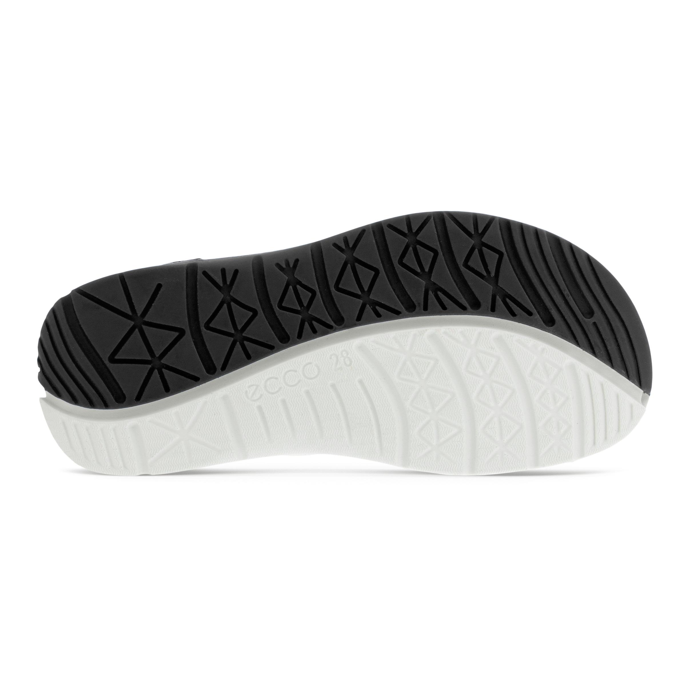 Ecco X-Trinsic sandal, black, 32