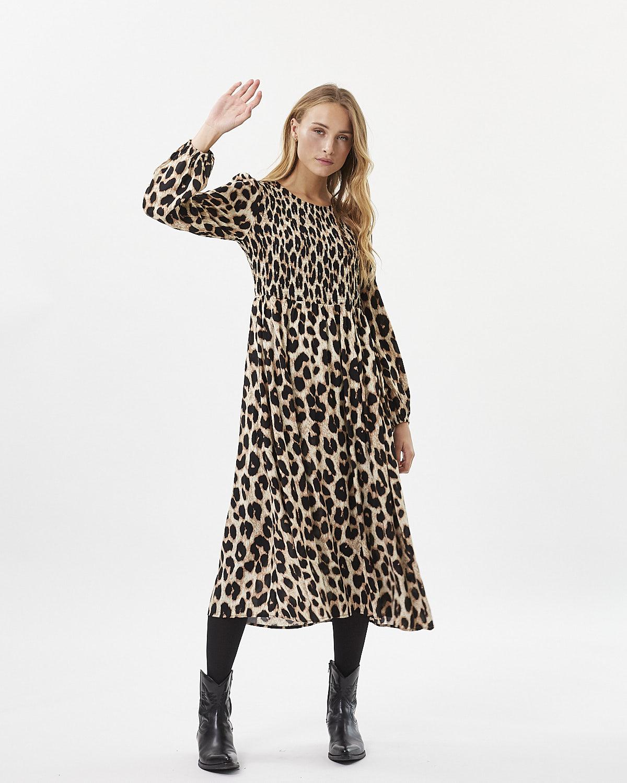 Moves Ivala Maxi kjole, cocoon, 34