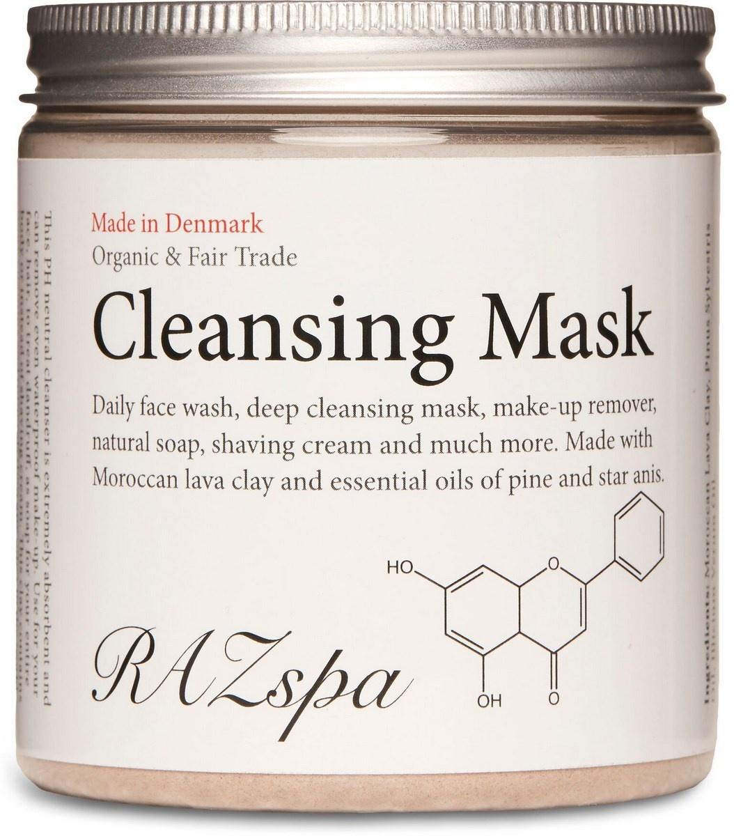 RAZspa Cleansing Mask, 200 g