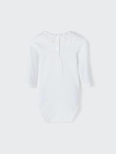 Name It Fragna Body, Hvid, 80