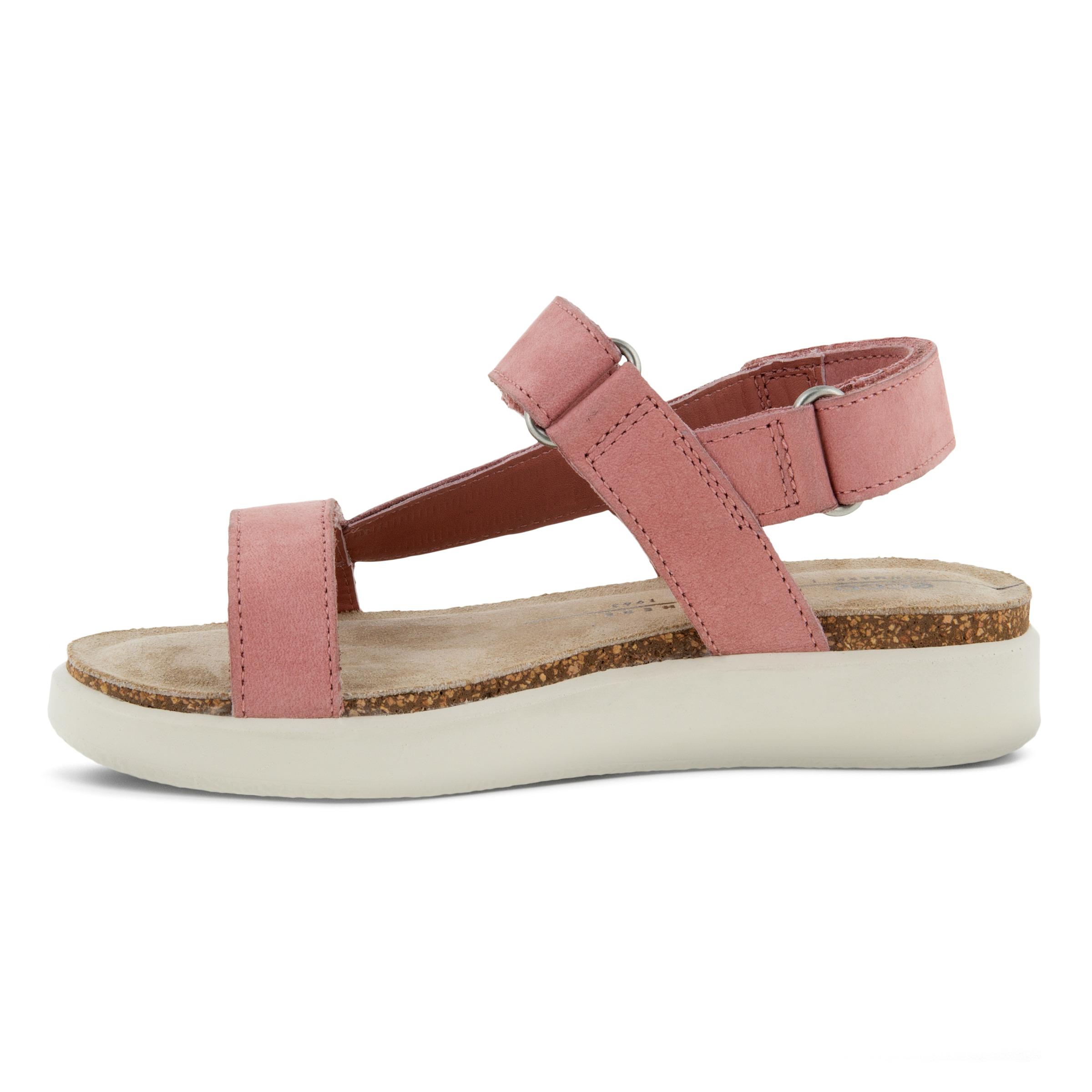Ecco Flowt sandal, damask rose, 35
