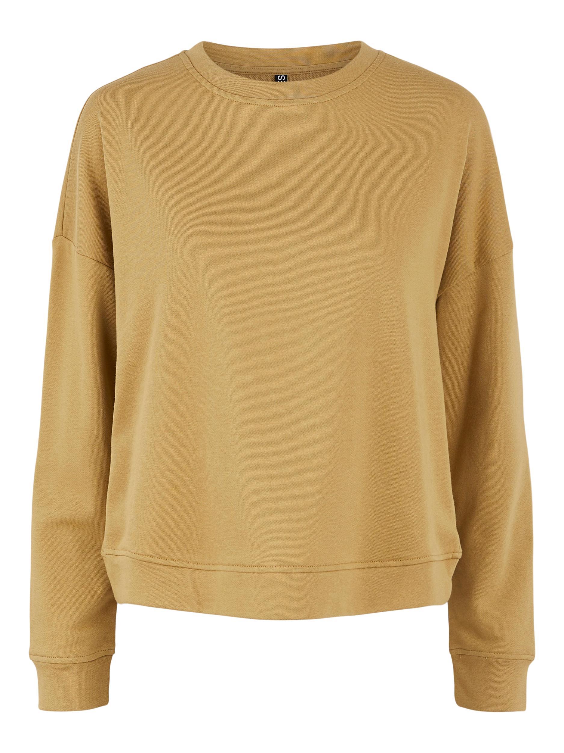 Pieces Chilli Summer sweatshirt, khaki, large