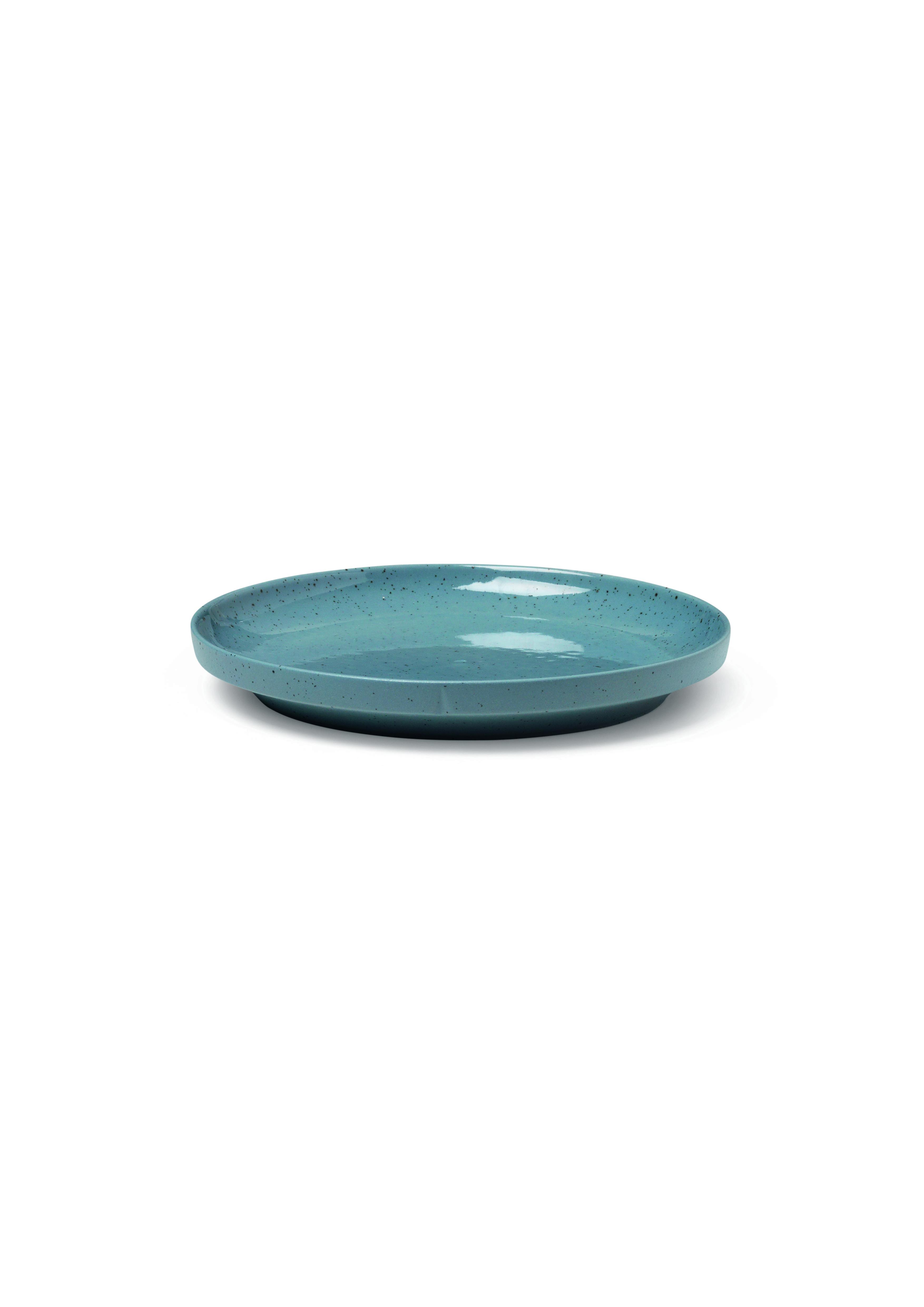 Rosendahl Grand Cru Sense desserttallerken, Ø19 cm, blå