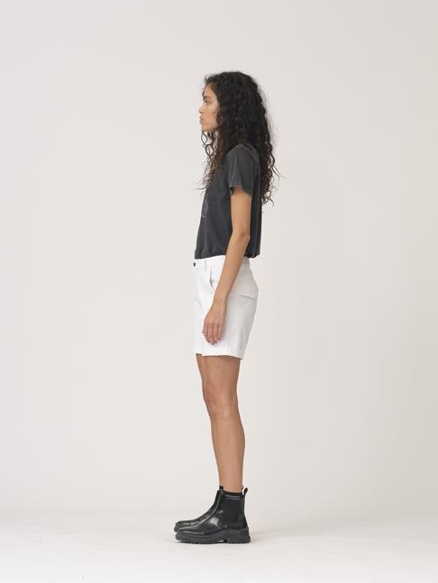 Ivy Copenhagen Karmey chino shorts, white, 29