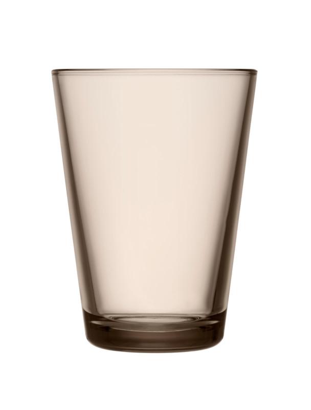 Iittala Kartio glas, 400 ml, 2 stk