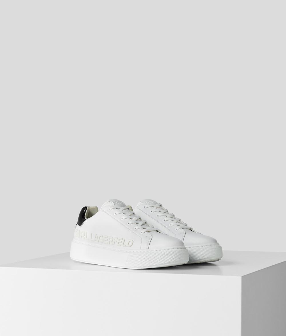 Karl Lagerfeld Maxi Kup Logo sneakers
