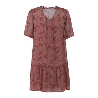 Coster Copenhagen Flower Print kjole