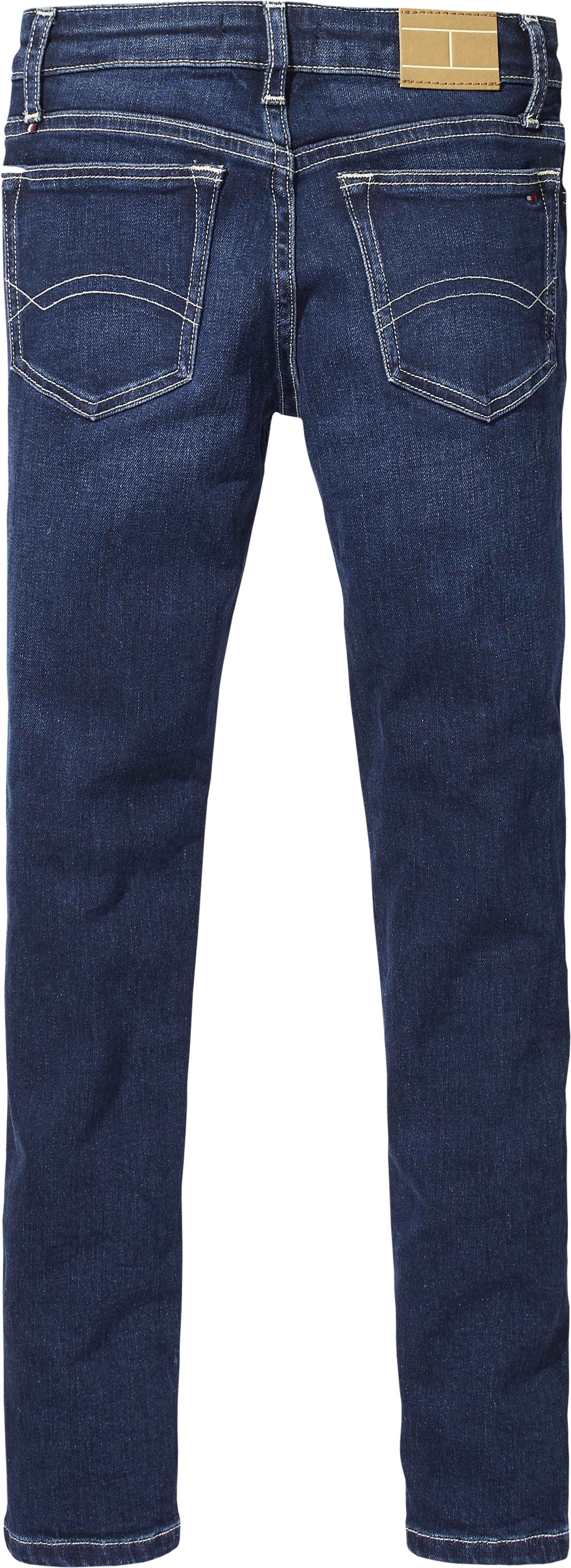 Tommy Hilfiger Nora skinny jeans, mørkeblå, 9 mdr.