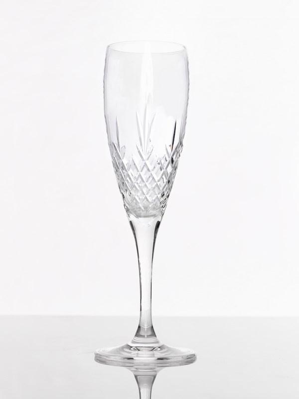 Frederik Bagger Crispy champagneglas, 2 stk
