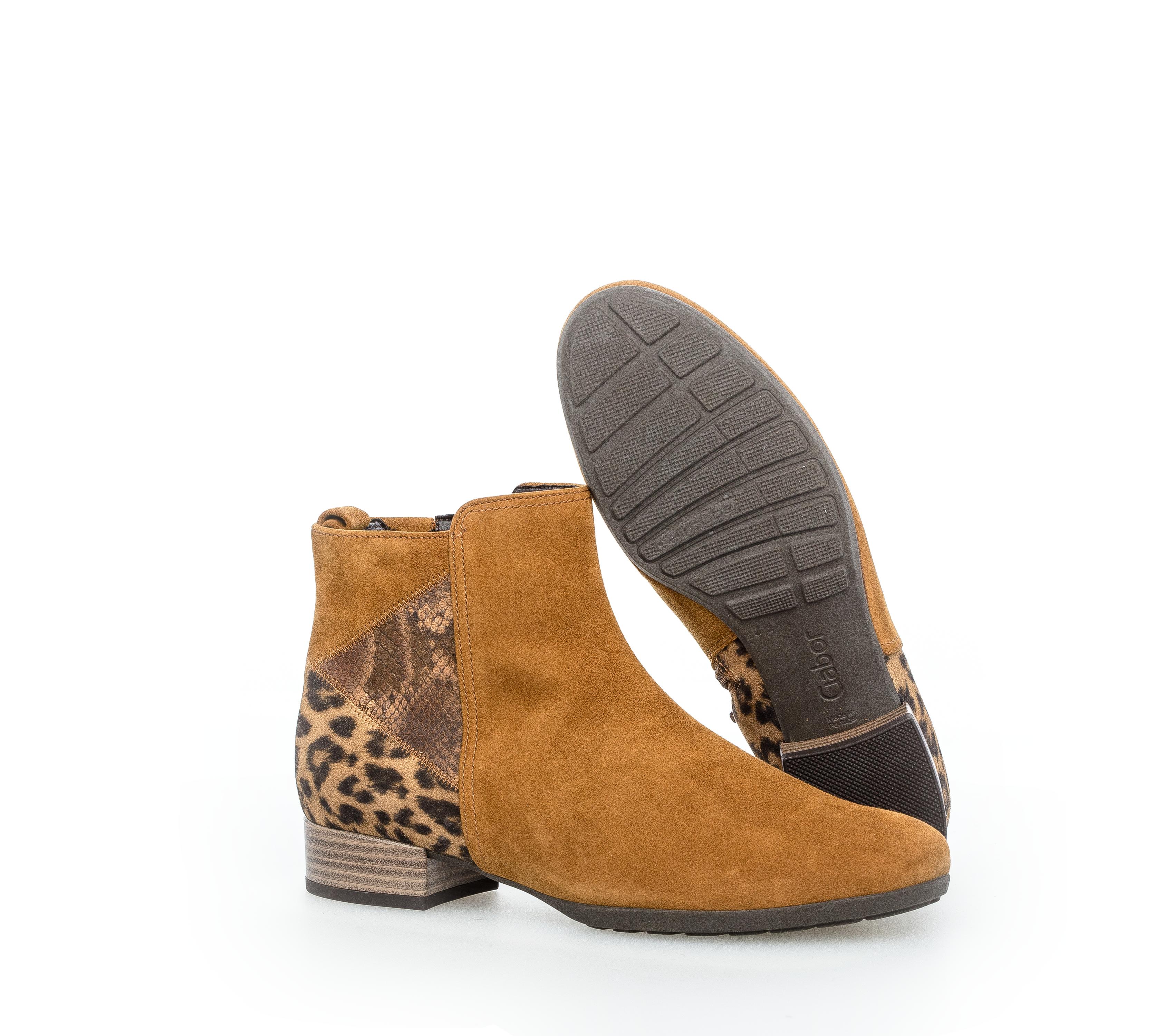 Gabor 52.716.42 Boots, Cognac, 38.5