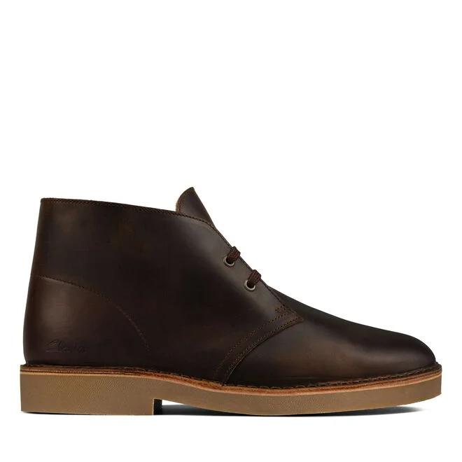 Clarks støvler, Besswax leather, 44,5