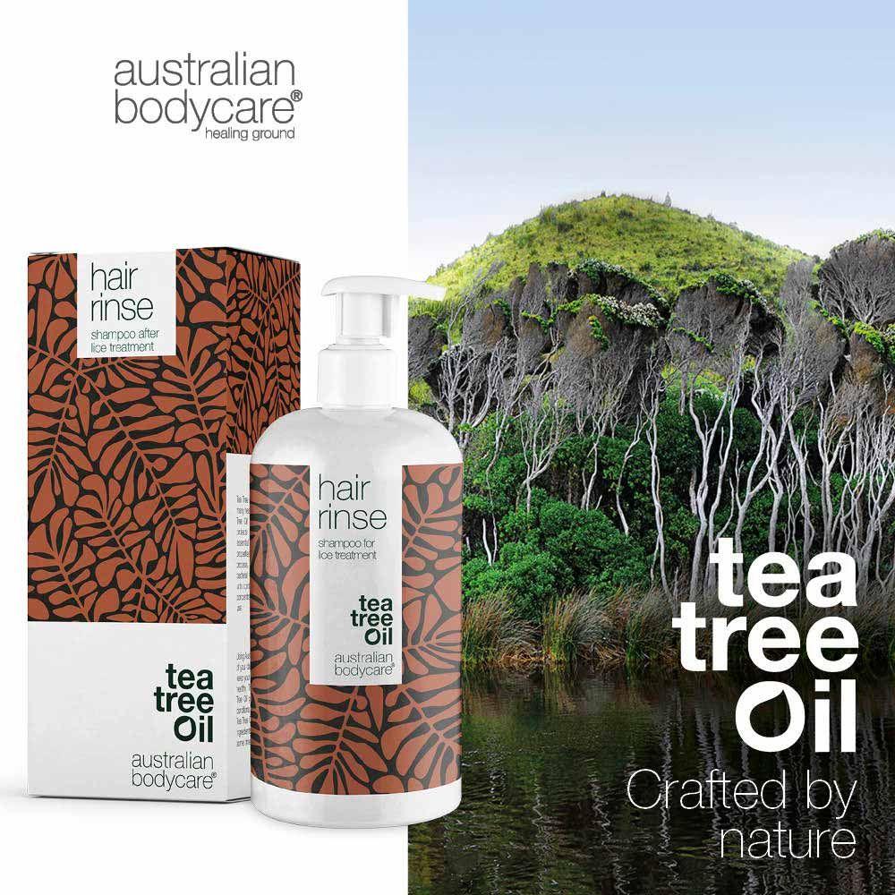 Australian Bodycare Hair Rinse, 500 ml