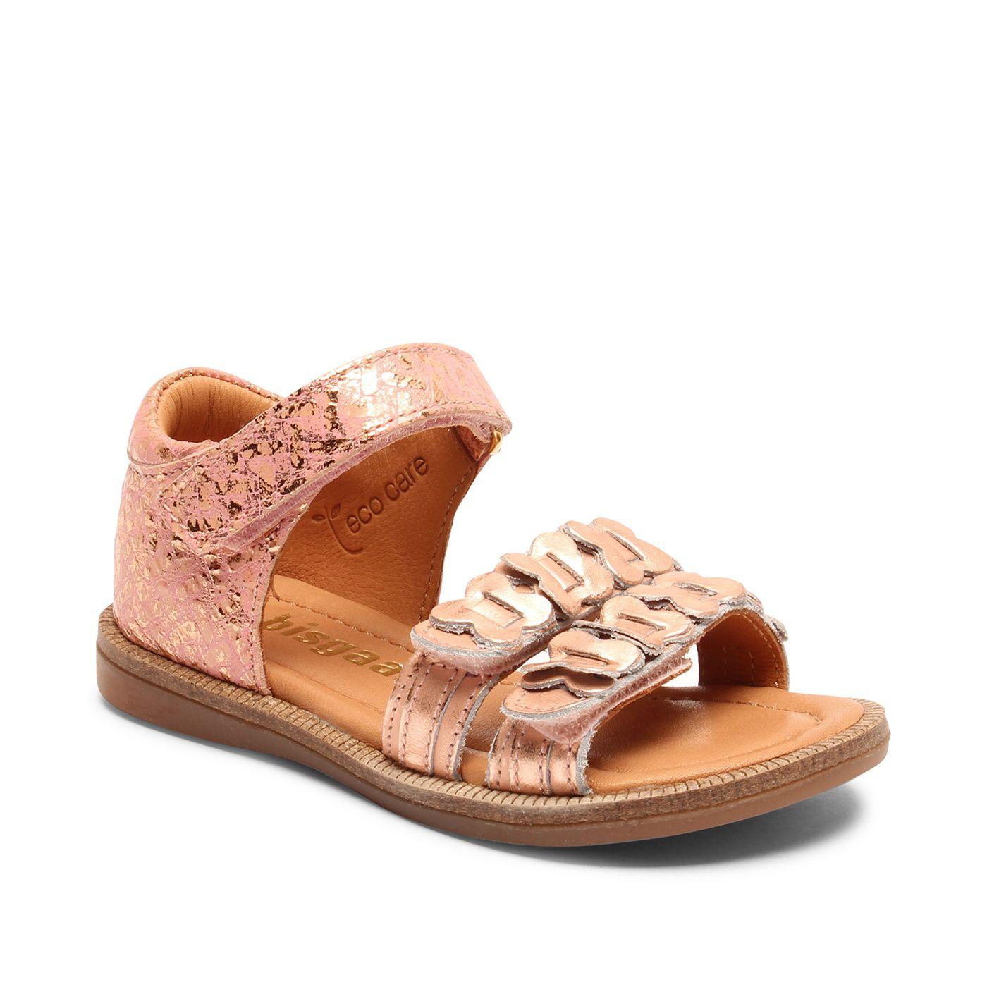 Bisgaard Cala sandal, rose, 26