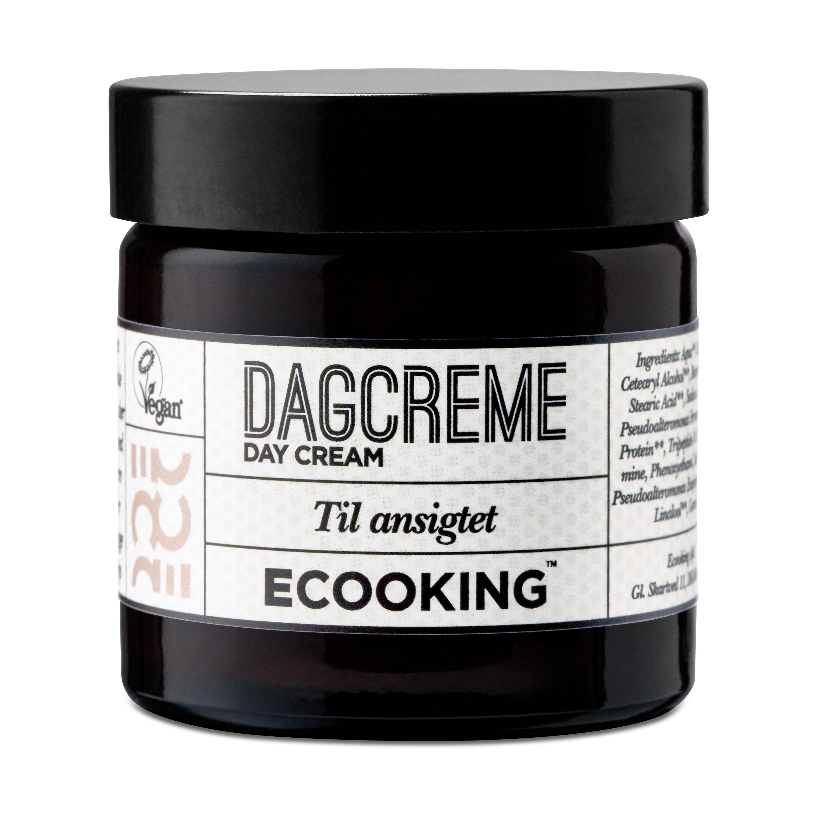 Ecooking Dagcreme, 50 ml