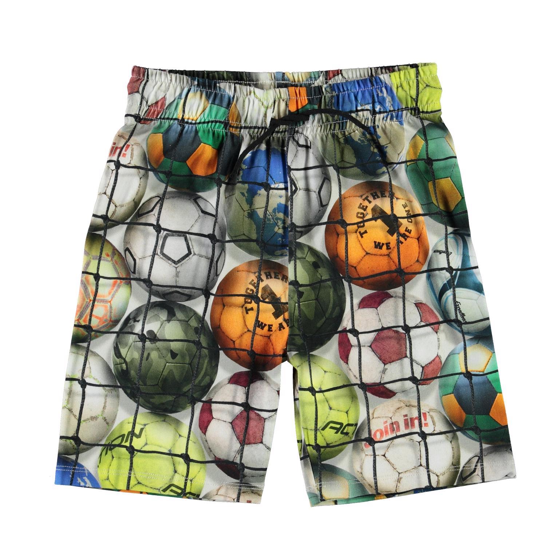 Molo Alim Footballs shorts