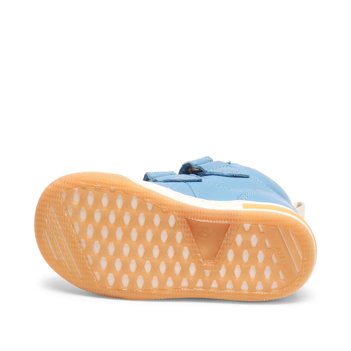 Bisgaard Juno sko, sky blue, 28