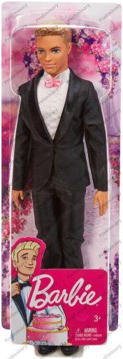 Barbie Brudgom Dukke