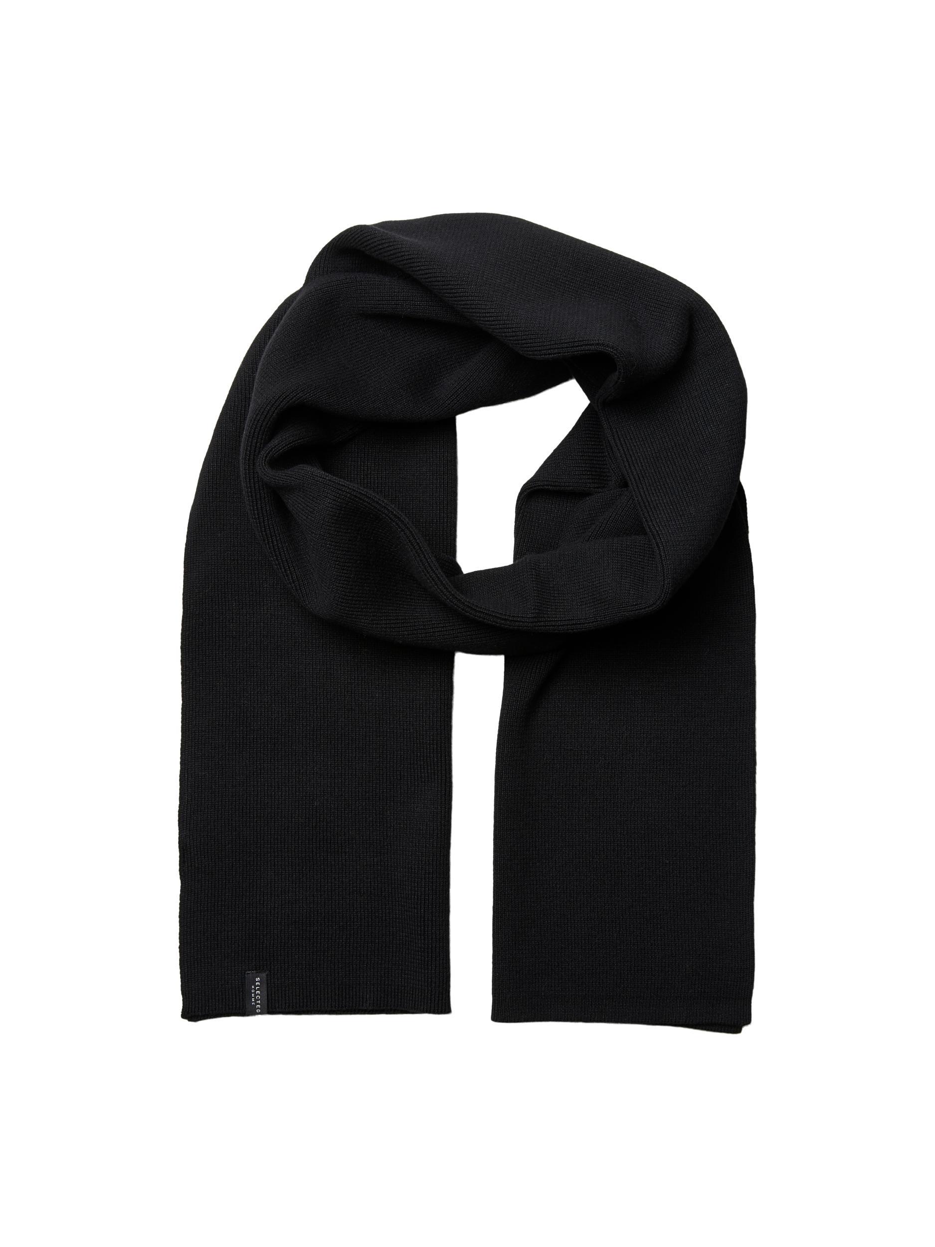 SELECTED HOMME SLHLOYD halstørklæde, burgundy