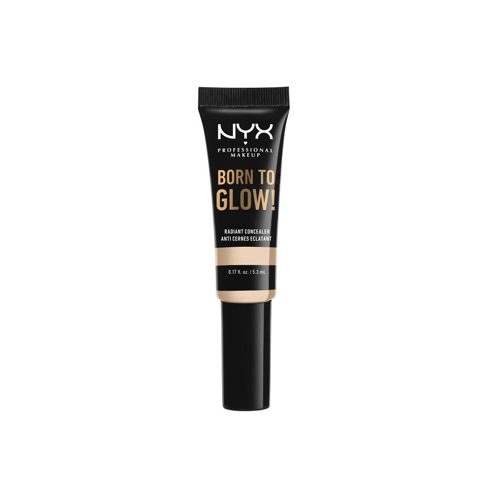 NYX Professional Makeup Born To Glow Concealer, fair